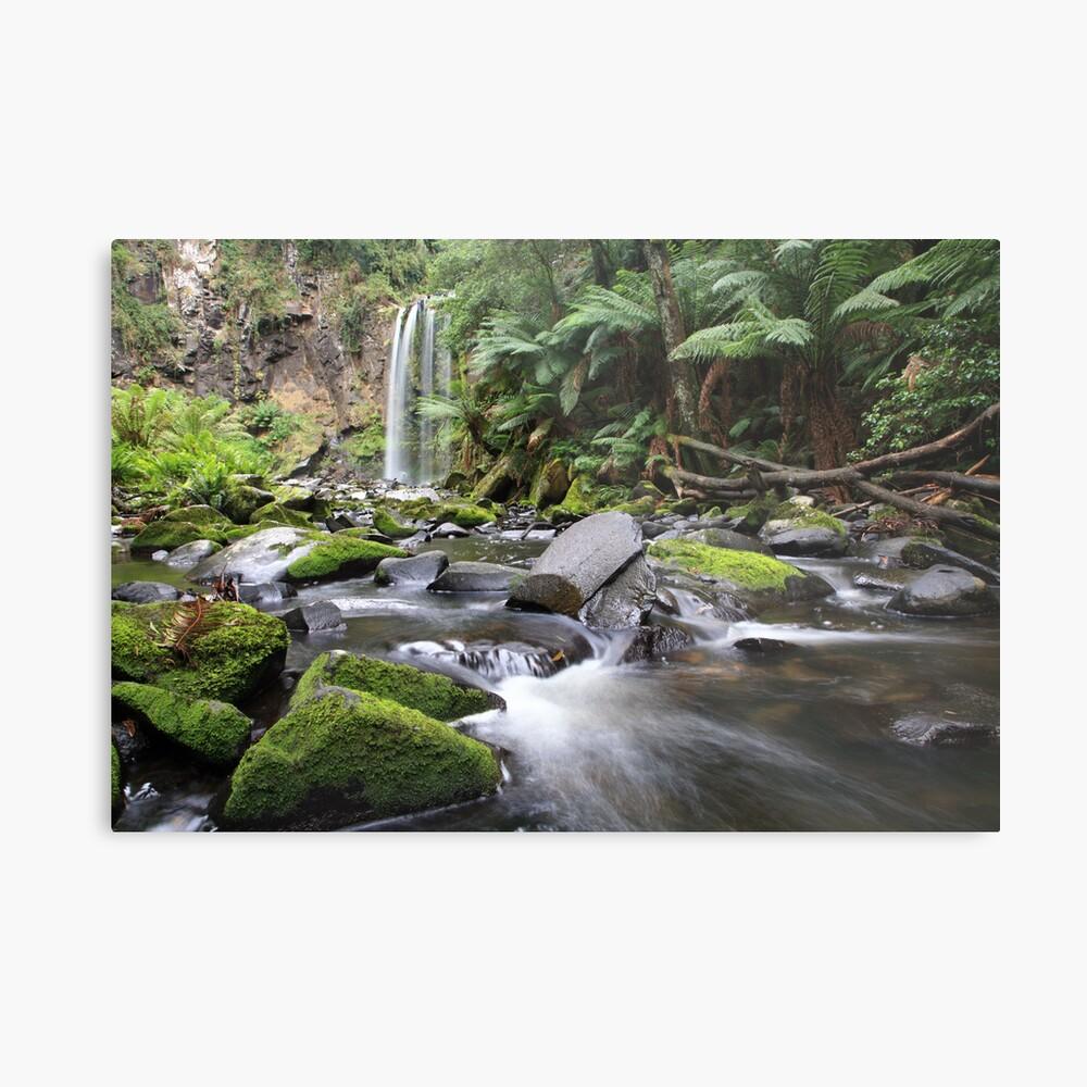 Hopetoun Falls, Otway Ranges, Australia Metal Print