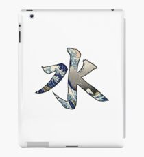 water. iPad Case/Skin
