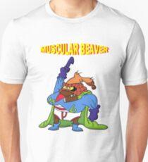 Muscular Beaver T-Shirt