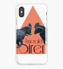 Never Give Up the Fight iPhone Case/Skin