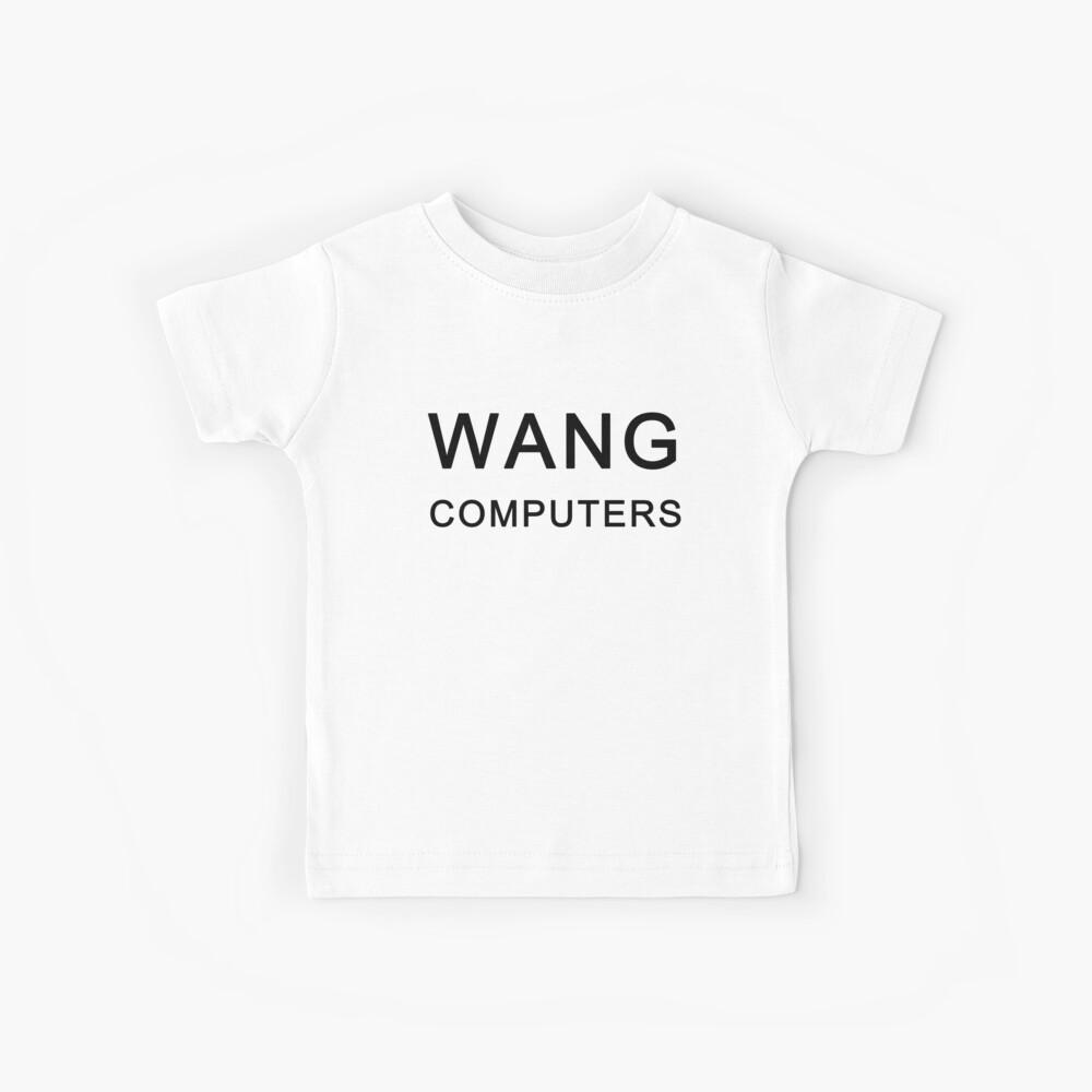Computadoras Wang - Martin Prince Los Simpson Camiseta para niños