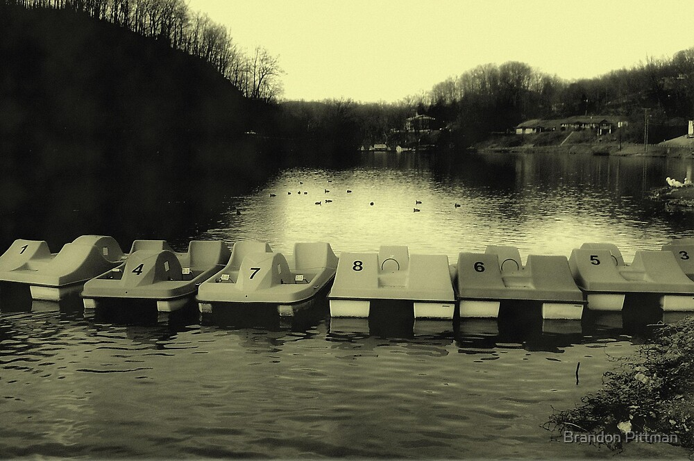 The lake from my home town of Jenkins, KY by Brandon Pittman
