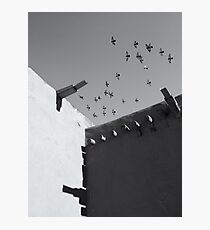 Mission Flight 1 Photographic Print