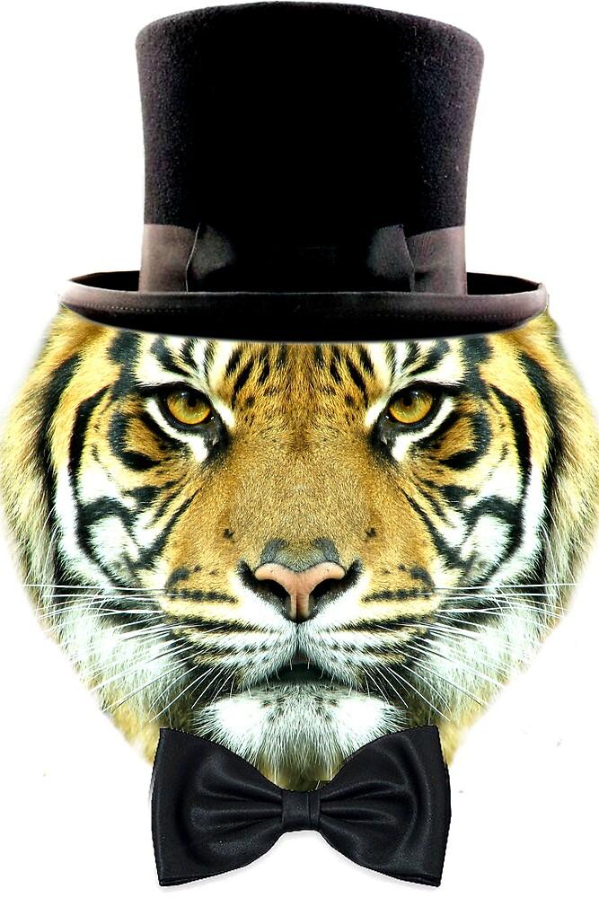formal tiger by CheyenneLeslie Hurst