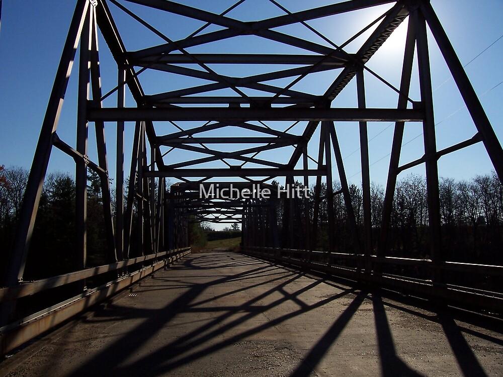 Bridge & Shadows by Michelle Hitt