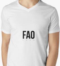 FAO - Faro Airport Code T-Shirt