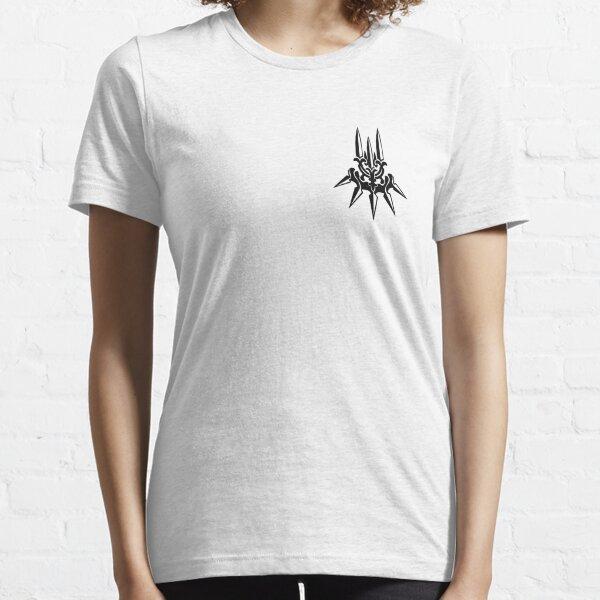 YoRHa - Black Insignia - Corner print Essential T-Shirt