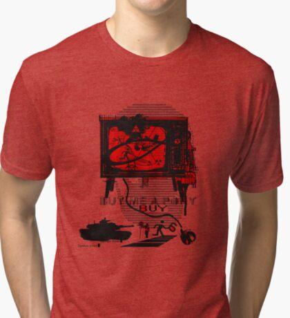 Sensory Overload Tri-blend T-Shirt