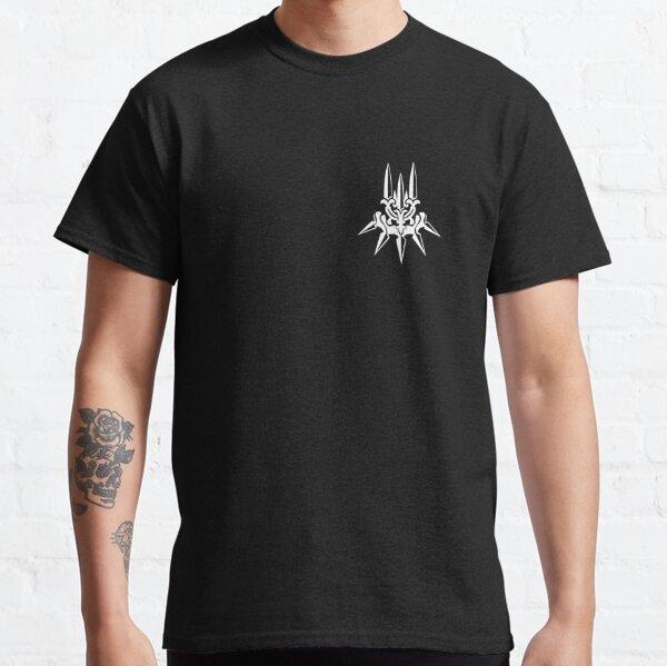 YoRHa - White Insignia - Corner print Classic T-Shirt