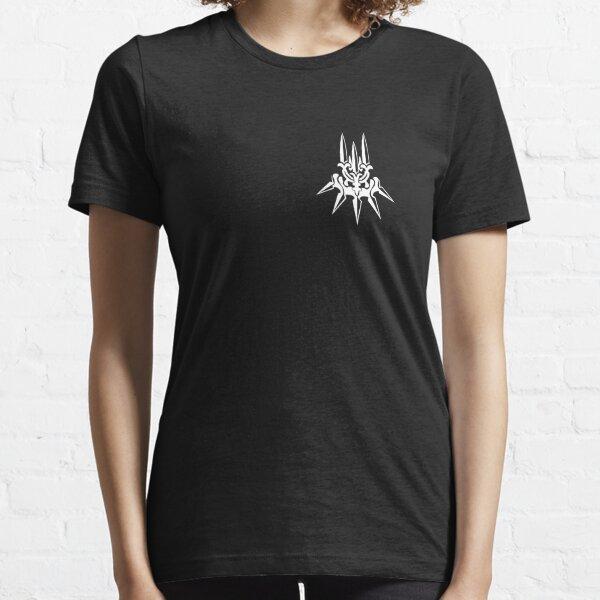 YoRHa - White Insignia - Corner print Essential T-Shirt