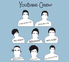 Youtube Crew | Unisex T-Shirt