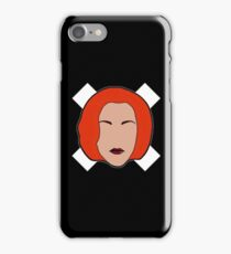 Agent X iPhone Case/Skin