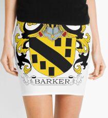 Barker Coat of Arms Mini Skirt