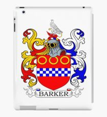 Barker Coat of Arms iPad Case/Skin