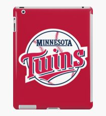 minnesota twins iPad Case/Skin