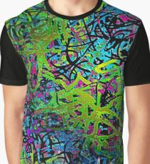 Scribble Graphic T-Shirt