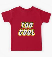 TOO COOL Kids Clothes