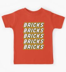 BRICKS BRICKS BRICKS BRICKS BRICKS Kids Clothes