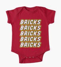 BRICKS BRICKS BRICKS BRICKS BRICKS Kids Clothes