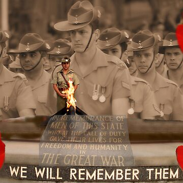 We Will Remember Them 11/11 by Mishoo
