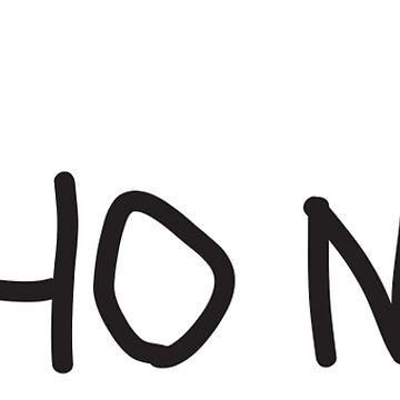 Ho Ho NO - Grumpy Christmas by nektarinchen