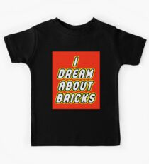 I DREAM ABOUT BRICKS Kids Clothes