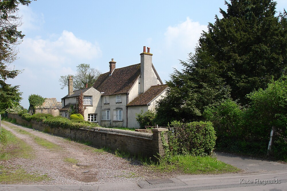 """""""Cumnor"""" 15th Century Cottage UK by Kate Reynalds"""