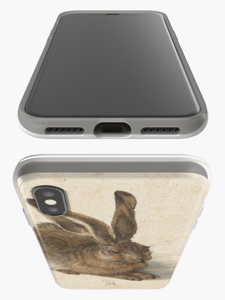Alternate view of  Albrecht Dürer - Young Hare 1502 iPhone Case & Cover