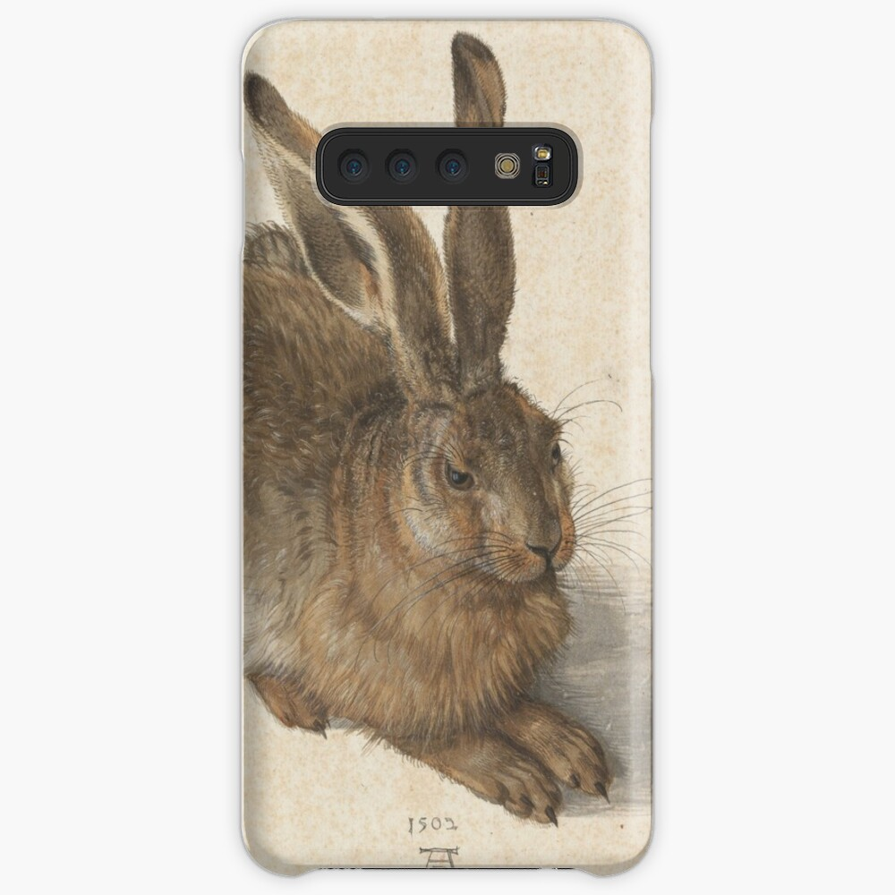 Albrecht Dürer - Young Hare 1502 Case & Skin for Samsung Galaxy