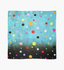 Dress - RUTH FITTA-SCHULZ - Polka Dots Abstract Vintage Art Scarf