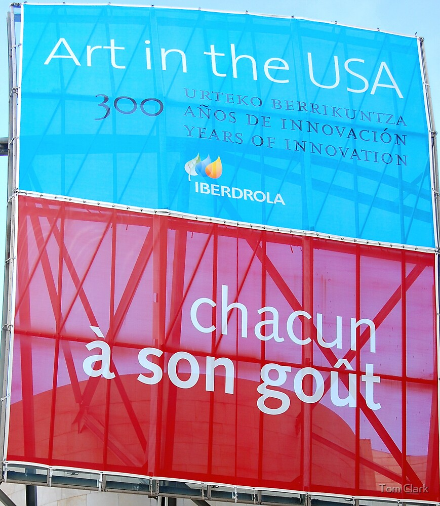 Art In The USA by Tom Clark