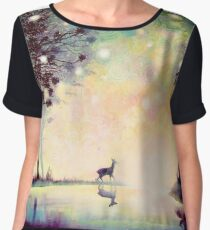 The Nature of Reality  Women's Chiffon Top