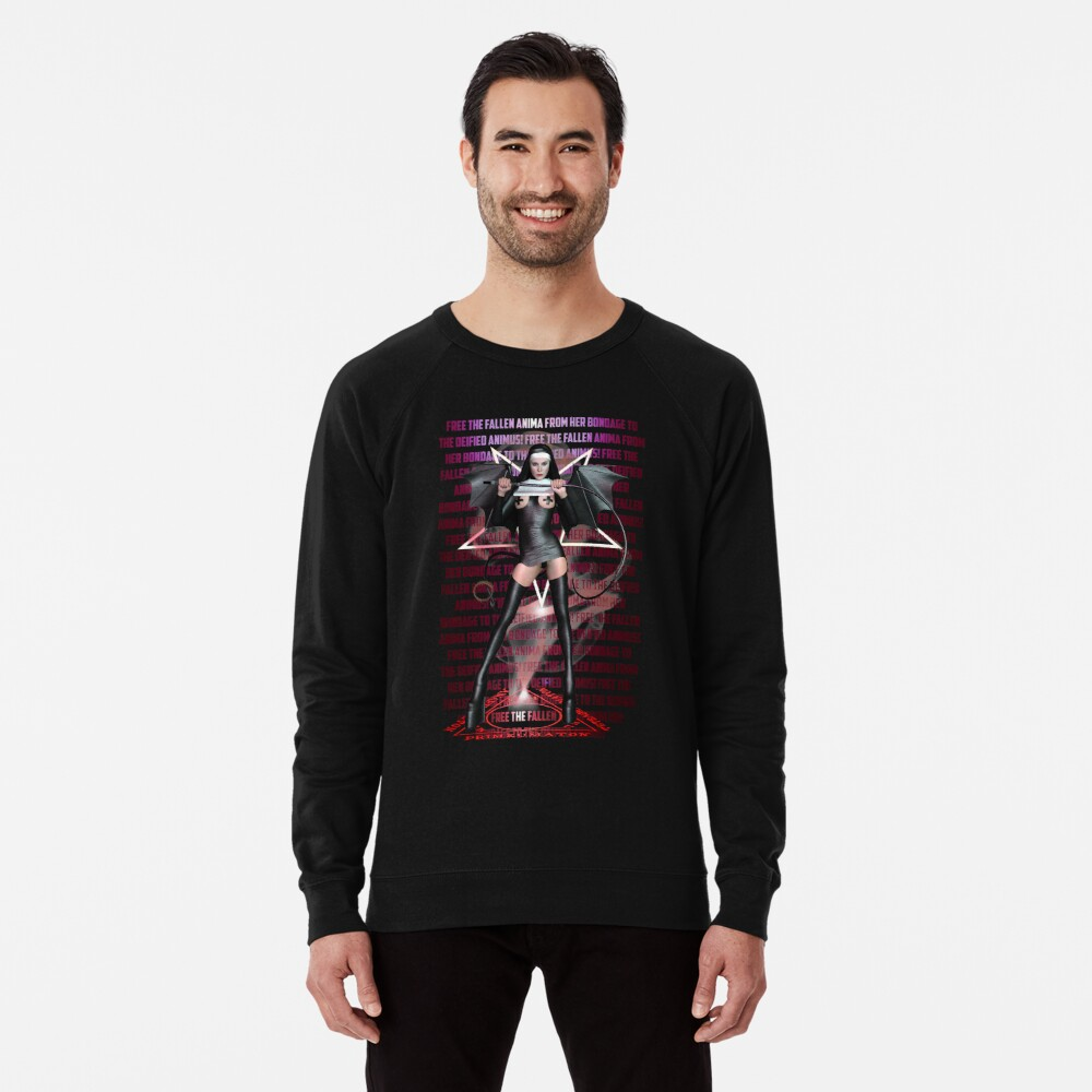 Free The Fallen Anima Lightweight Sweatshirt