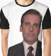 Michael Scott - I am Dead Inside Graphic T-Shirt
