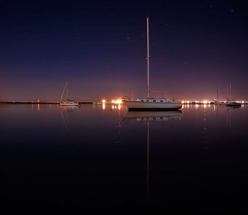 Sailing by Patrick Beggan