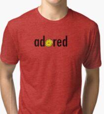 Stone Roses Lemons Tri-blend T-Shirt
