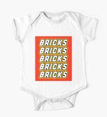 BRICKS BRICKS BRICKS BRICKS BRICKS One Piece - Short Sleeve