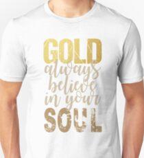 GOLD-Spandau Ballet T-Shirt