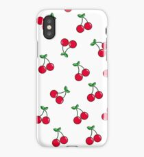 Cherries iPhone Case