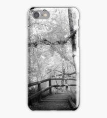 Bellingham, film infrared medium format print iPhone Case/Skin
