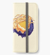 the island iPhone Wallet