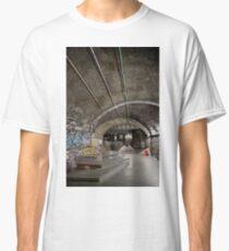 Graffiti Skate Park Classic T-Shirt