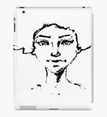 Female Portrait iPad Case/Skin