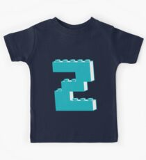 THE LETTER Z  Kids Tee