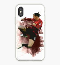 Vinilo o funda para iPhone Zlatan Ibrahimovic