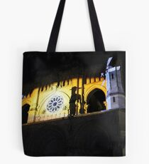 Don quijote Mapping Tote Bag
