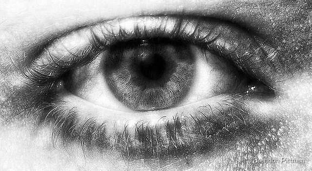 Eye see you ! by Brandon Pittman