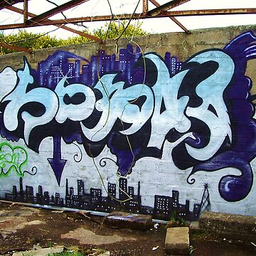 graffiti1 by Shing