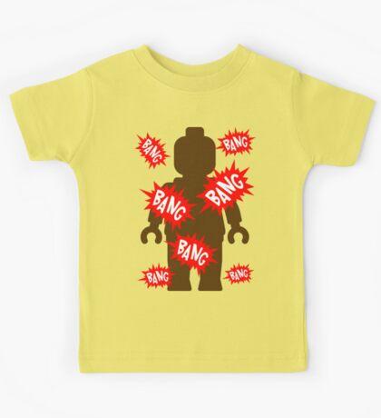 Minifig BANG BANG BANG  Kids Clothes