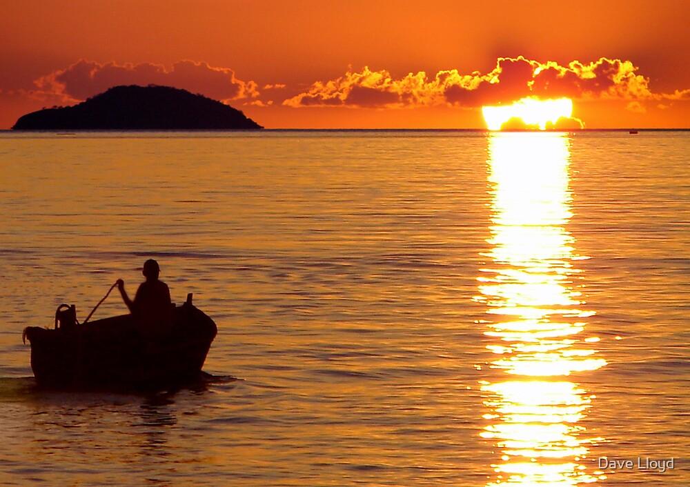Sun's Last Light by Dave Lloyd